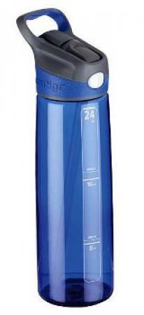 Бутылка для воды с носиком для питья Contigo Addison, синяя, 750 мл, 10000081