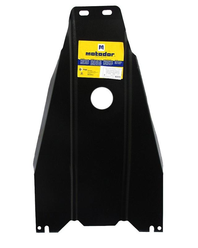Защита картера двигателя, КПП Great Wall Hover 2005- Great Wall Wingle 2006- V=2,8 TDC,из 3 частей (
