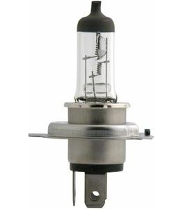 Лампа, 24 В, 75/70 Вт, H4, P43t-38, PHILIPS, 13342 MDB1