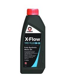Моторное масло COMMA 5W30 X-FLOW TYPE F PLUS, 1л, XFFP1L