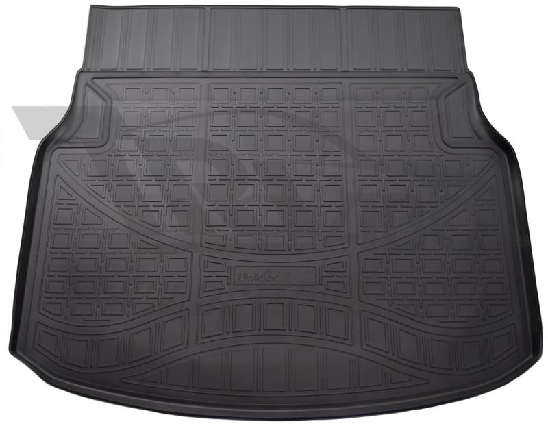 Коврик багажника для Mercedes-Benz C-класс W 204 Седан (2011-), NPA00T56190