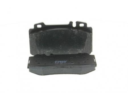 Колодки дисковые Передние, TRW, GDB1454
