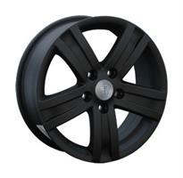 Колесный диск Ls Replica TY42 6.5x16/5x114,3 D66.1 ET45 черный матовый цвет (MB)
