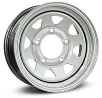 Колесный диск Dotz 6x15/5x139,7 D110 ET0 Dakar ORKNS