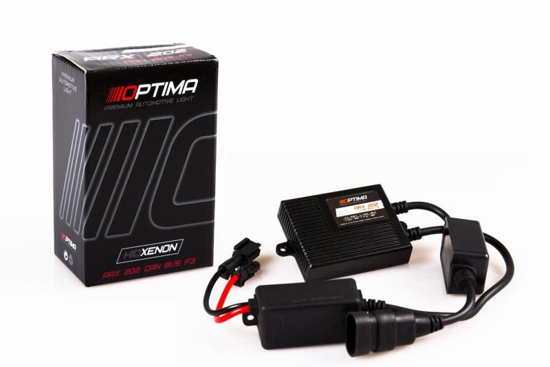 Блок розжига Optima Premium, 35 Вт, 9-16 В, ARX202