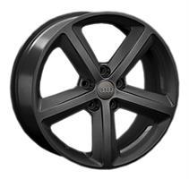 Колесный диск Ls Replica A55 8x18/5x112 D56.6 ET39 черный матовый цвет (MB)