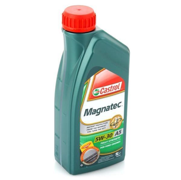 Моторное масло CASTROL Magnatec A5, 5W-30, 1л, 153EFF