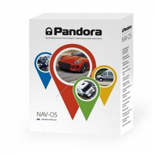Противоугонная-поисковая система PANDORA NAV05