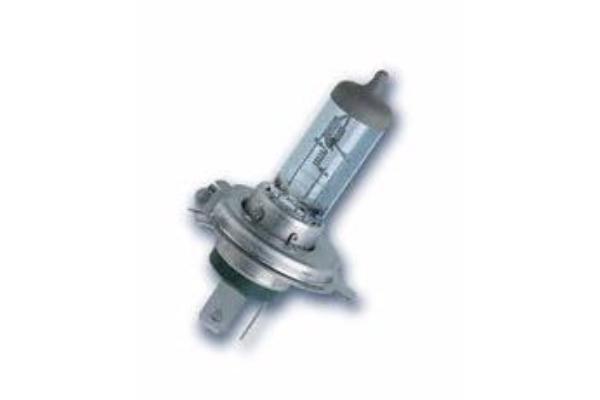 Лампа Xenon Silver, 12 В, 60/55 Вт, H4, P43t, BOSCH, 1 987 301 081