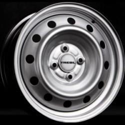 Колесный диск TREBL 42E45S, 4.5x13/4x114.3, D69.1, ET45, Silver