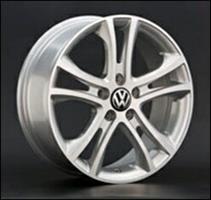 Колесный диск Ls Replica VW27 9x19/5x112 D57.1 ET33 серебристый (S)