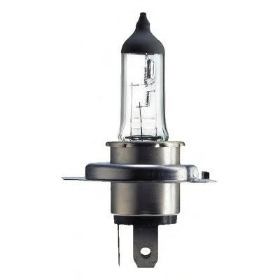 Лампа, 12 В, 100/90 Вт, H4, P43t-38, PHILIPS, 12754 C1