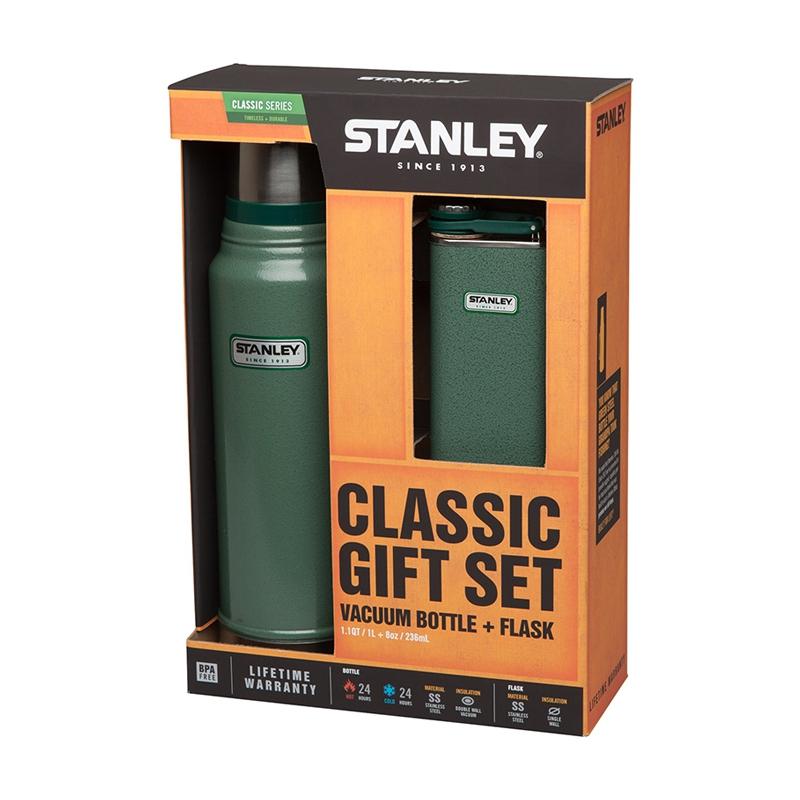 Набор Legendary Classic 1 L + Classic Pocket Flask 0.23L, 1001025007