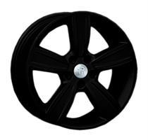 Колесный диск Ls Replica Mi24 7x18/5x114,3 D60.1 ET38 черный матовый цвет (MB)