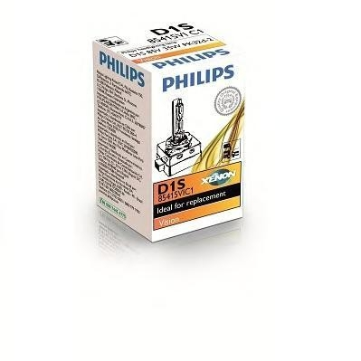 Лампа, 85 В, 35 Вт, D1S, P32d-3, PHILIPS, 36473633