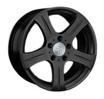 Колесный диск Ls Replica MB25 7.5x17/5x112 D84.1 ET48 черный матовый цвет (MB)