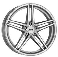 Колесный диск Aez Portofino 8.5x18/5x112 D66.6 ET25 серебро (S)