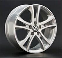 Колесный диск Ls Replica VW27 6.5x16/5x112 D57.1 ET33 белый (W)