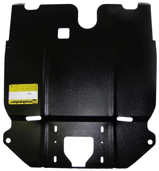 Защита картера двигателя, КПП ROVER CABRIOLET (XW) 1990-1999 все объемы (сталь 2 мм), MOTODOR06002