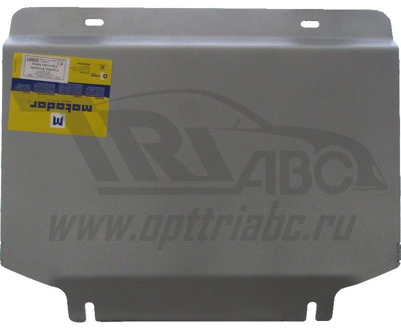 Защита картера двигателя, ПДФ, КПП, РК CADILLAC Escalade III 2007- Chevrolet Tahoe кузов (GMT900) 20