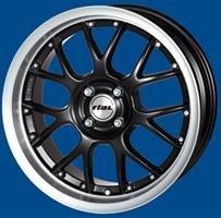 Колесный диск Rial Nogaro 8x18/5x112 D72.6 ET35 черный
