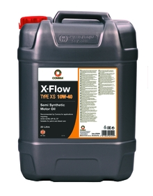Моторное масло COMMA 10W40 X-FLOW TYPE XS, 20л, XFXS20L