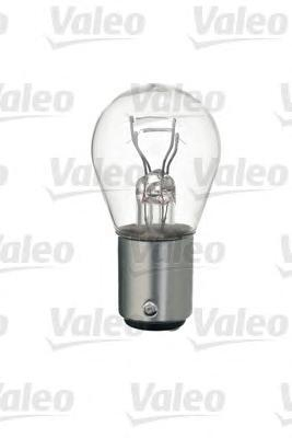 Лампа, 12 В, 42511 Вт, P21/5W, BAY15d, VALEO, 032 112