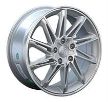 Колесный диск Ls Replica VW126 8x18/5x112 D57.1 ET44 серебристый полированный (SF)