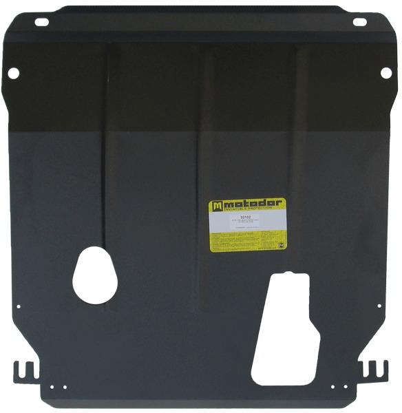 Защита картера двигателя, МКПП Lada Granta 2011- V=1,6i (сталь 2 мм), MOTODOR02102