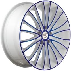 Колесный диск NZ F-49, 6.5x16/5x105, D56.6, ET39, WB