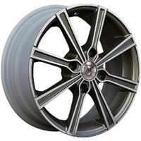 Колесный диск NZ SH627 6x14/4x98 D58.6 ET35 насыщенный темно-серый полностью полированный (GMF)