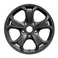 Колесный диск Ls Replica KI35 6.5x16/5x114,3 D67.1 ET41 черный матовый цвет (MB)