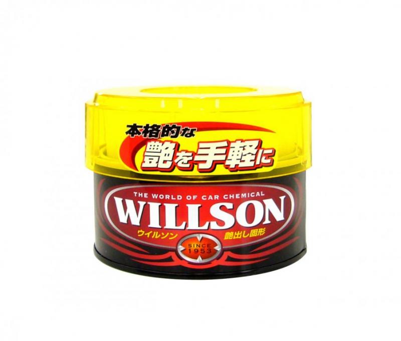 Универсальная автомобильная полироль, 250 мм, WILLSON, WS01232