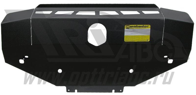 Защита пер. бампера, радиатора, рулевых тяг Land Rover Range Rover Sport 2005-2013 Range Rover Sport