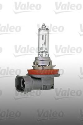 Лампа, 12 В, 65 Вт, H9, PGJ19-5, VALEO, 032 010