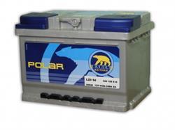 BAREN 7904153 POLAR_аккумуляторная батарея! 19.5/17.9 евро 54Ah 540A 242/175/175\\