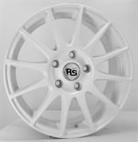 Колесный диск RS 110 6x15/5x108 D66.6 ET43 белый (W)