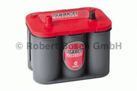 Аккумуляторная батарея Bosch, 12 В, 50 А/ч, 815 А, 0098002250
