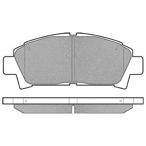 Колодки дисковые, DELPHI, LP940