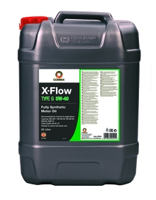 Моторное масло COMMA 5W40 X-FLOW TYPE G, 20л, XFG20L