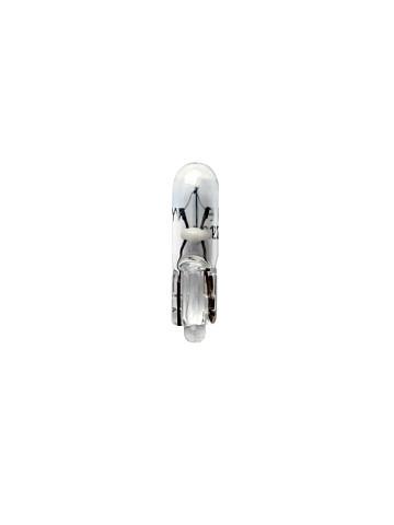 Лампа, 12 В, 1,2 Вт, W2x4,6d, PHILIPS, 12516 B2