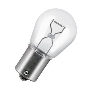 Лампа, 12 В, 21 Вт, P21W, BA15s, HELLA, 8GA 002 073-121
