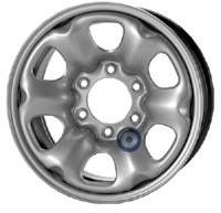 Колесный диск Kfz 7x16/6x139,7 D100 ET25 9940