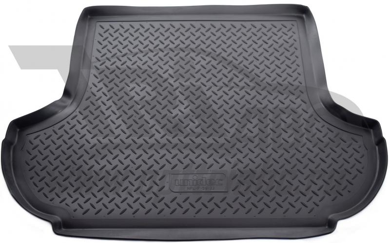 Коврик багажника для Mitsubishi Outlander (Митсубиши Аутлендер) XL (2006-12) /Citroen (Ситроен) C-Cr