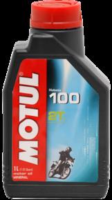 Масло моторное MOTUL 100 MotoMix 2T, 1л, 102771