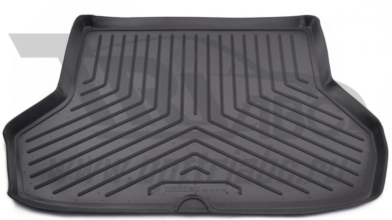 Коврик багажника для Kia Rio (Киа Рио) Седан (2000-2005), NPLP4330
