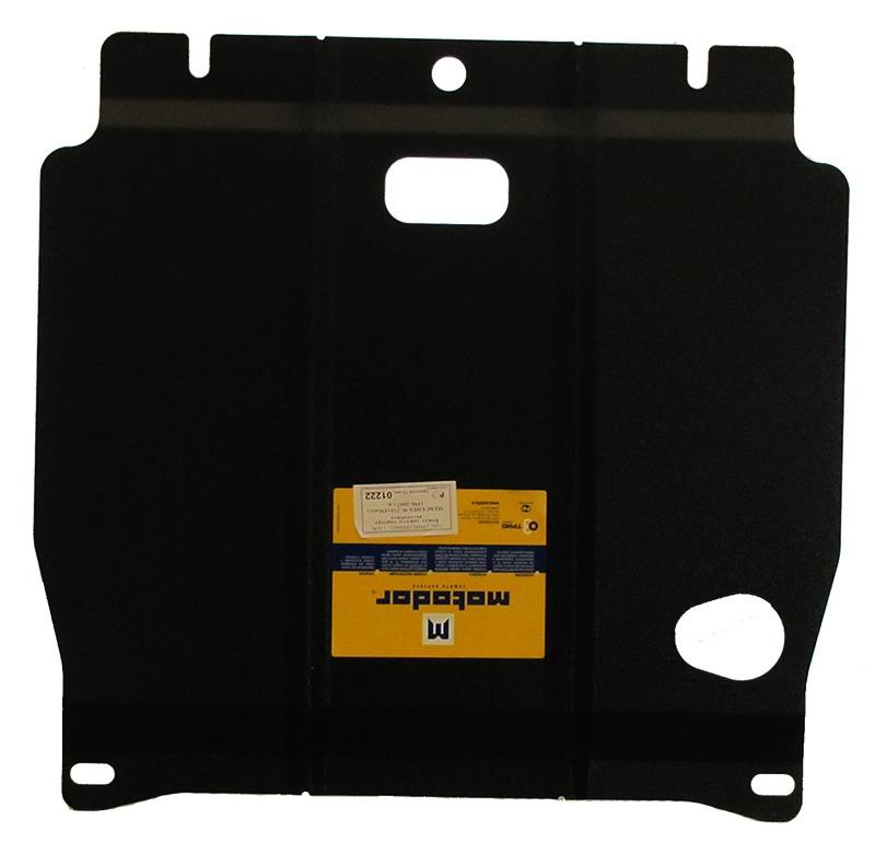 Защита картера двигателя, ПДФ MB E, W210 V= все (1997-1999)(сталь 2 мм), MOTODOR01222