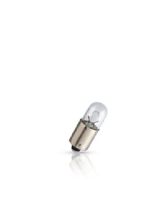Лампа Philips Vision, 12 В, 4 Вт, T4W, BA9S, 12929B2