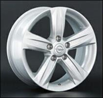 Колесный диск Ls Replica OPL11 7x17/5x105 D56.6 ET42 серый глянец (GM)