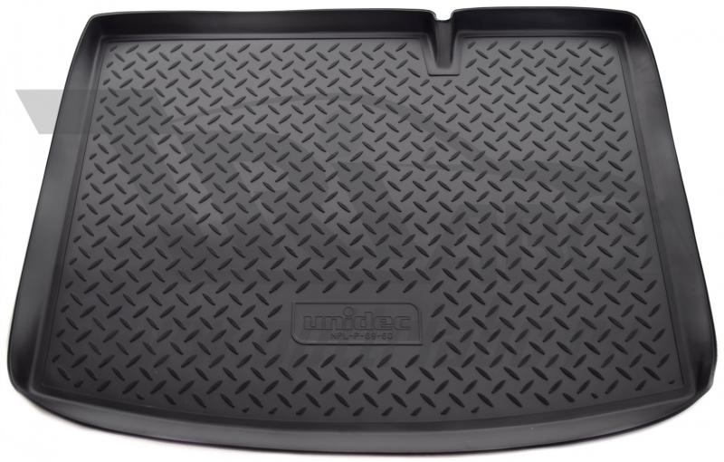 Коврик багажника для Renault Sandero (Рено Сандеро) (2010-2014), NPLP6960